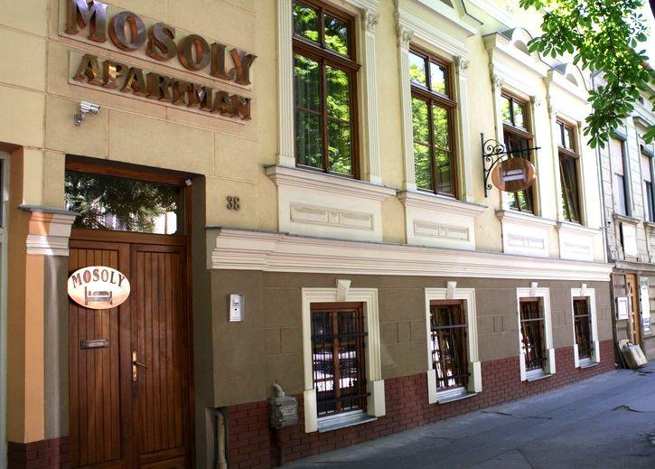 Mosoly Apartman Szeged
