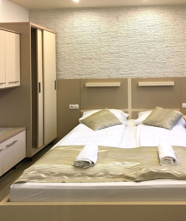 Mosoly Apartman III. F1 szoba