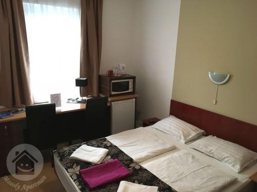 Mosoly Szálláshely II, 201-es szoba, két személyre